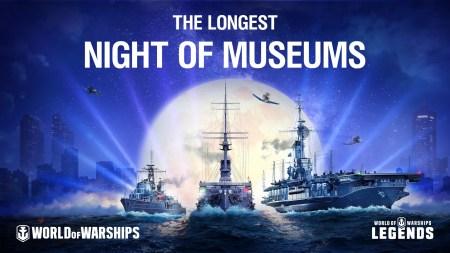 World of Warships organiza la mayor exposición en línea de museos navales jamás realizada