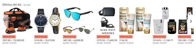 Amazon México revela las categorías más vendidas durante los primeros cuatro días del Hot Sale - ofertas-destacadas-amazon-1