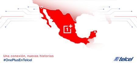 OnePlus amplía su presencia en México anunciando alianza con Telcel