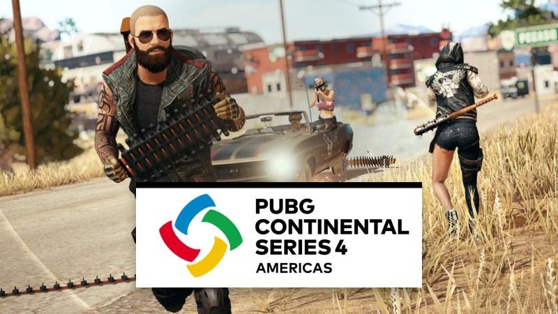 PUBG: La Gran Final de las Américas de PCS4 ya tiene definidos a los 16 equipos participantes - pcs4-americas-800x450