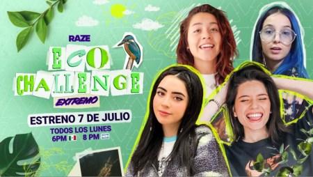 Raze estrena Eco Challenge Extremo ¿te atreves a vivir en modo ecológico?