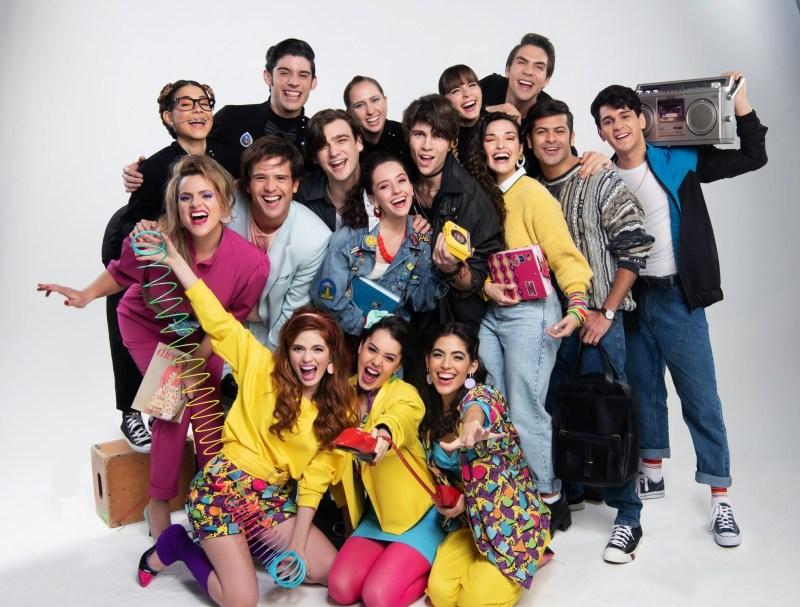 Estreno de la segunda temporada de la serie musical Club 57 en Nickelodeon - serie-musical-club-57-nickelodeon-800x607