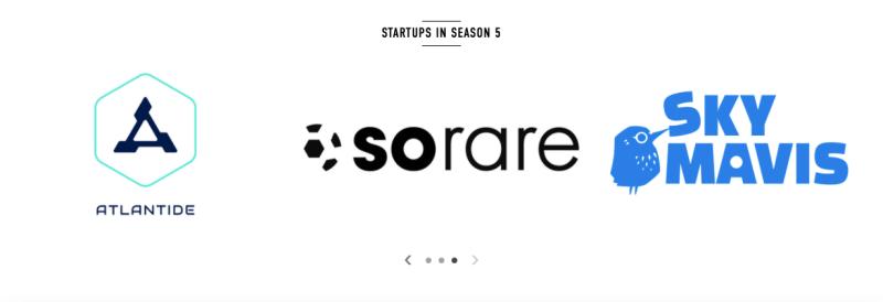 Inicia la sexta temporada de Ubisoft Entrepreneurs Lab con 11 startups - startup-sexta-temporada-ubisoft-entrepreneurs-lab-800x274
