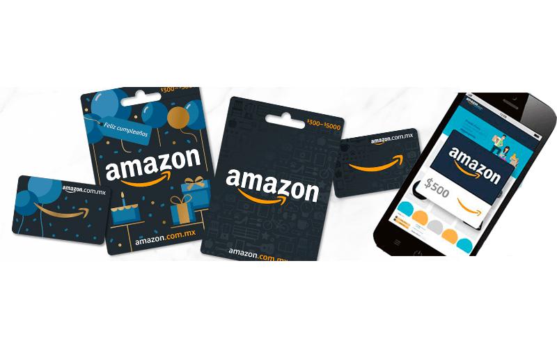 Ahora podrás pagar tu membresía Amazon Prime en efectivo, mediante tarjetas de regalo - tarjetas-de-regalo-amazon