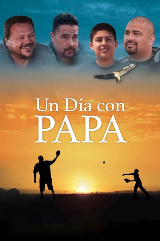 Serie y películas gratis en línea para disfrutar en familia en el día del Padre - 6un-dia-con-papa-vix-cine-y-tv-gratis-533x800