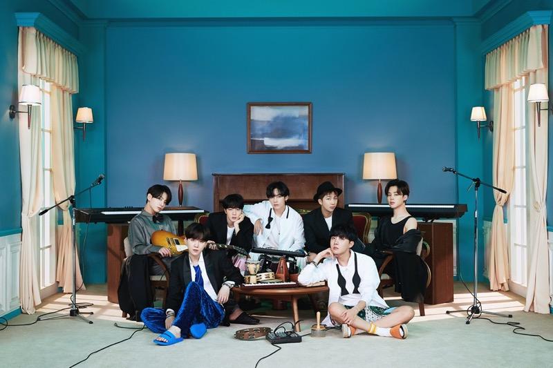 MTV Unplugged presenta especial musical: BTS el 4 de junio 2021 - bts-mtv-unplugged