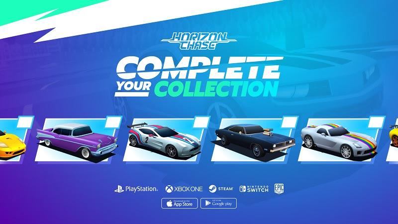 Horizon Chase Turbo GRATIS en la Epic Games Store - horizon-chase-turbo