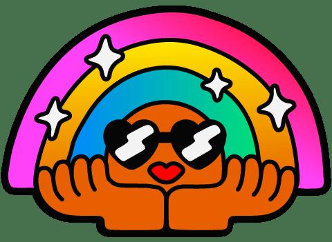 Instagram y Facebook celebran el Orgullo LGBTQ+ con nuevas herramientas creativas - instagram-facebook-orgullo-lgbtq-priderainbowsticker
