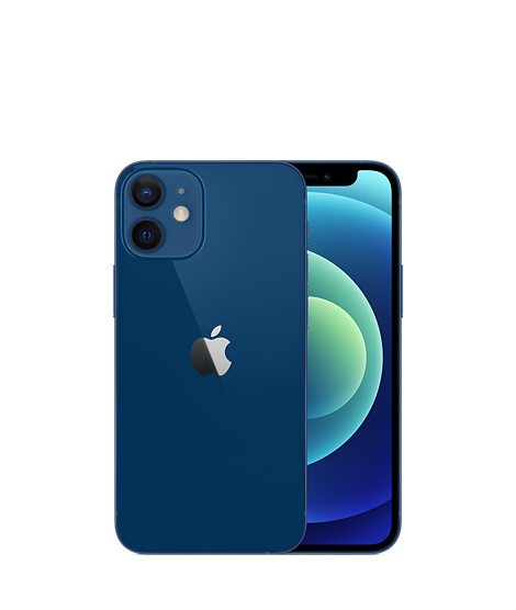 Gadgets para regalar a papá este Día del Padre - iphone-12-mini-blue