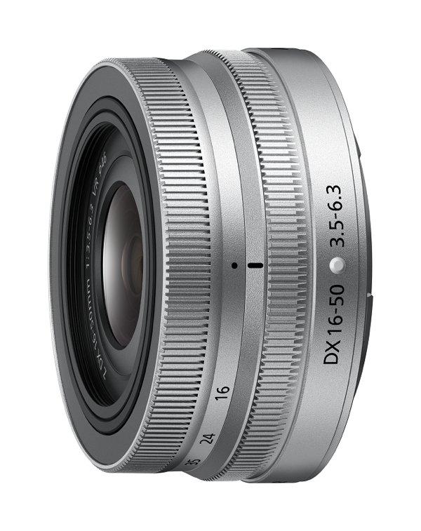 Nikon lanza la cámara sin espejo Z fc y más lentes compactos NIKKOR Z - lente-nikon-z16-50dx-35-63-sl-angle1-1