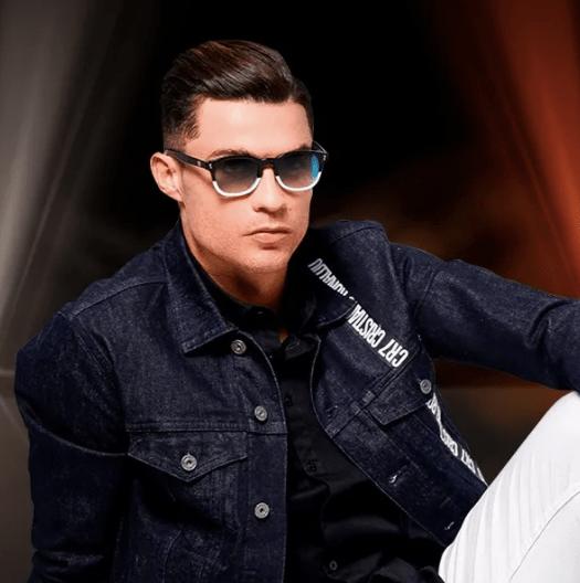 Llega a Mercado Libre la nueva línea de lentes de sol CR7 Eyewear de Cristiano Ronaldo