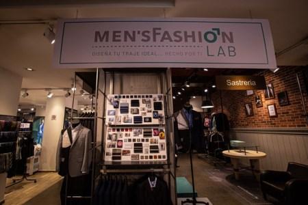 Men's Fashion, marca de moda masculina, innova con el concepto de sastrería 360°