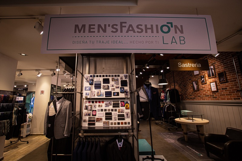 Men's Fashion, marca de moda masculina, innova con el concepto de sastrería 360° - mens-fashion-personalizacion-de-prendas-1