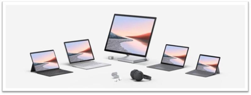 Microsoft lanza promociones en su línea Surface en tiendas autorizadas y en Prime Day - microsoft-linea-surface-800x304