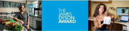 ¡Últimos días para inscribirte al Premio James Dyson 2021!