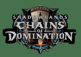 Shadowlands: Cadenas de Dominación ¡ya está disponible!