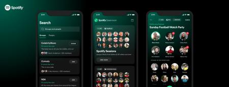 Spotify lanza Greenroom ¡conoce sus características!