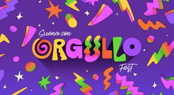 """El festival """"Suena con Orgullo Fest"""" en vivo por Amazon Music el 25 de junio - suena-con-orgullo-fest"""