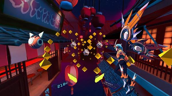 YUKI: El Bullet Hell Roguelike en VR se lanzará en el tercer trimestre de 2021 - yuki-gameplay-2