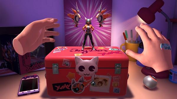 YUKI: El Bullet Hell Roguelike en VR se lanzará en el tercer trimestre de 2021 - yuki-videojuegos