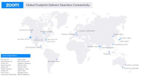 Zoom anuncia el inicio de operaciones de su centro de datos en México