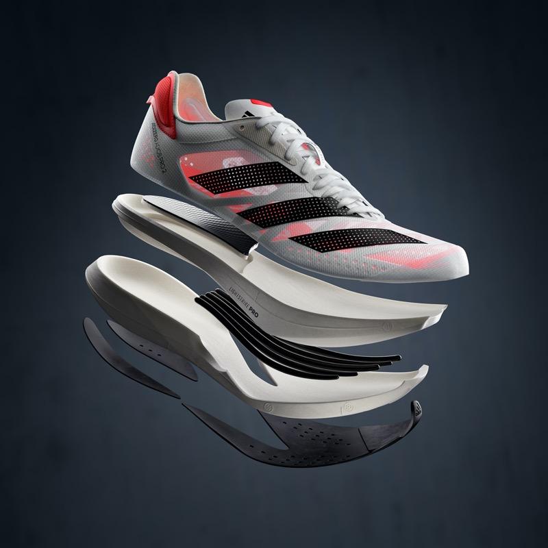ADIZERO ADIOS PRO 2, la última versión del calzado de running de adidas que ha batido récords - adizero-adios-pro-2-adidas-587098-800x800