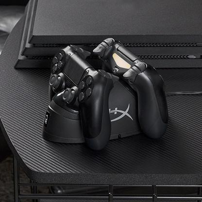 Aprovecha las promociones con hasta un 50% en los productos HyperX en Hot Drop - hyperx-chargeplay-duo