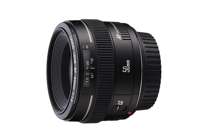 ¿Cuáles son las diferencias de los lentes para fotografía de retrato? - lentes-para-fotografia-de-retrato-50-mmf-14-usm