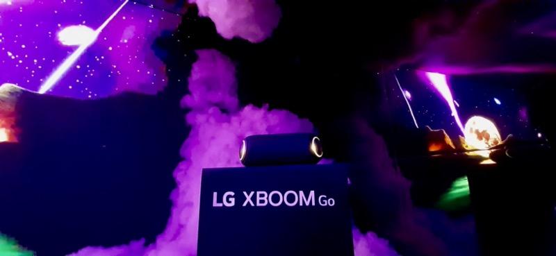 Bocinas portátiles LG XBOOM Go PL7 enaltecen la experiencia audiovisual Dreams - lg-xboom-go-bocina-portatil