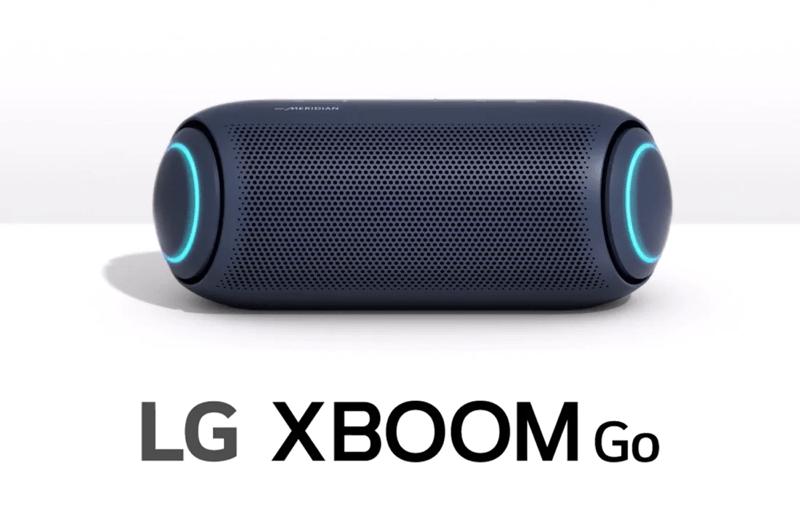 Bocinas portátiles LG XBOOM Go PL7 enaltecen la experiencia audiovisual Dreams - lg-xboom-go-meridian