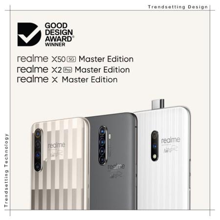 Una marca de teléfonos inteligentes que lleva el diseño a otro nivel