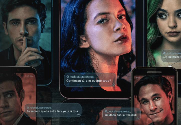 Segunda temporada de Control Z llega a Netflix el 4 de agosto