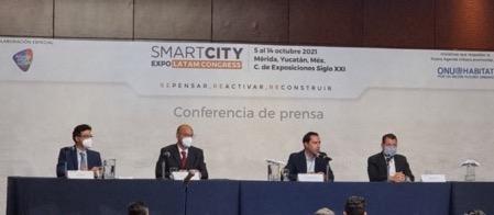 Smart City Expo Latam Congress 2021: evento que impulsa la reconversión y reactivación socioeconómica de América Latina - smart-city-expo-latam-congress-2021