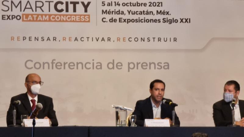 Smart City Expo Latam Congress 2021: evento que impulsa la reconversión y reactivación socioeconómica de América Latina - smart-city-expo-latam-congress-21