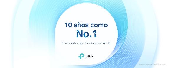 TP-Link clasificado como el proveedor número uno de dispositivos WLAN - tp-link