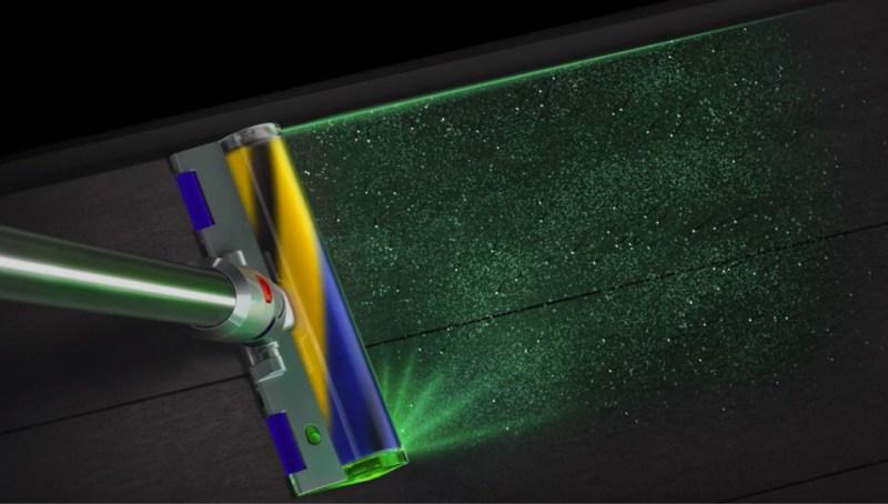 Dyson V15 Detect, la primera aspiradora con tecnología detección de polvo por láser - aspiradpra-dyson-v15-detect-tech