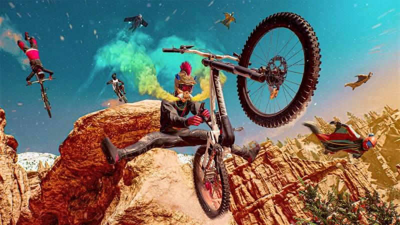 La beta de Riders Republic estará disponible del 23 al 25 de agosto - beta-riders-republic-2021