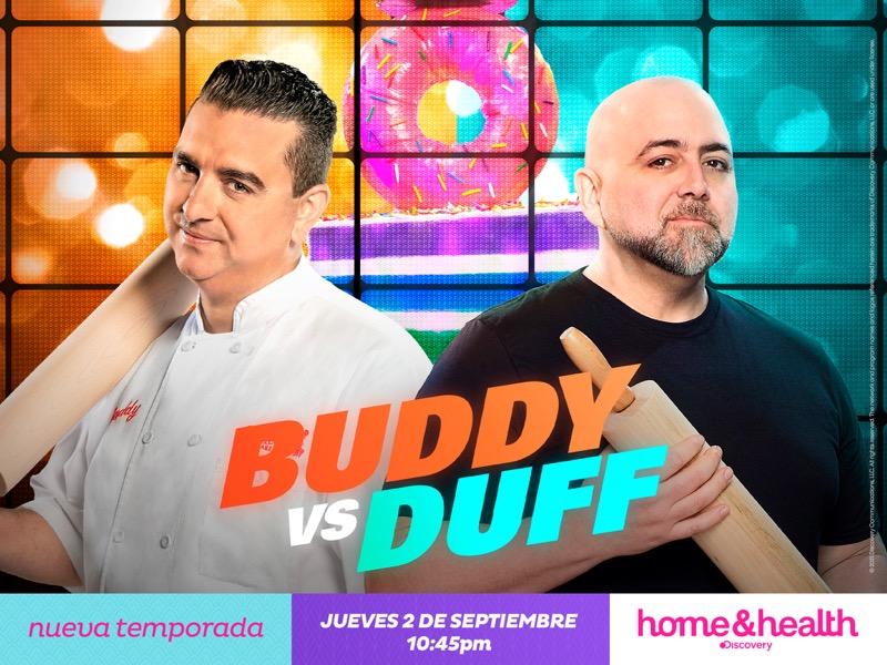 Programación especial de Discovery Channel en septiembre 2021 - buddy-vs-duff
