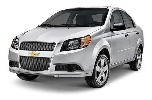 Los modelos más buscados de auto por mujeres - chevrolet-auto-sedan-aveo-1