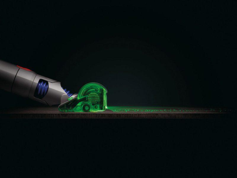 Dyson V15 Detect, la primera aspiradora con tecnología detección de polvo por láser - dyson-v15-detect-aspiradora-1-1280x961