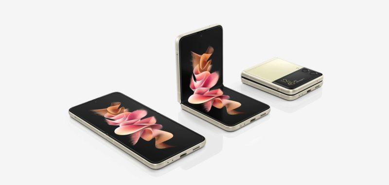 Galaxy Z Fold3 5G y Galaxy Z Flip3 5G, nuevos smartphonesplegables Samsung - galaxy-z-flip3-5g-samsung-1280x610
