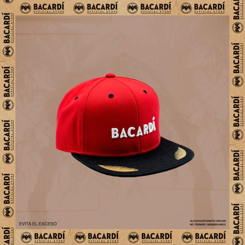 Bacardí lanza tienda oficial en línea - gorra-bacardi-store