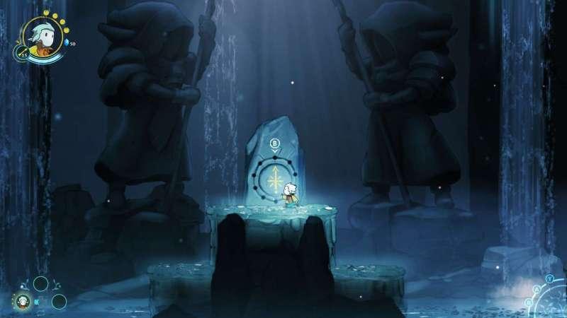 Greak: Memories of Azur ¡ya está disponible en Xbox Series X|S! - greak-altar-xbox-1280x720
