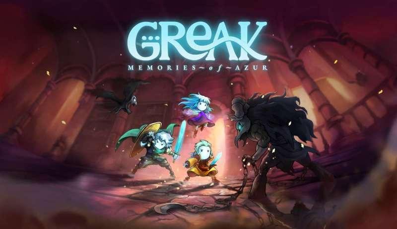 Greak: Memories of Azur ¡ya está disponible en Xbox Series X S!