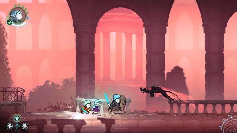 Greak: Memories of Azur ¡ya está disponible en Xbox Series X|S! - greak-xbox-1280x720