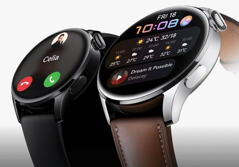 Huawei Watch 3 con HarmonyOS 2: Precio de preventa en México - huawei-watch-3-harmonyos-2