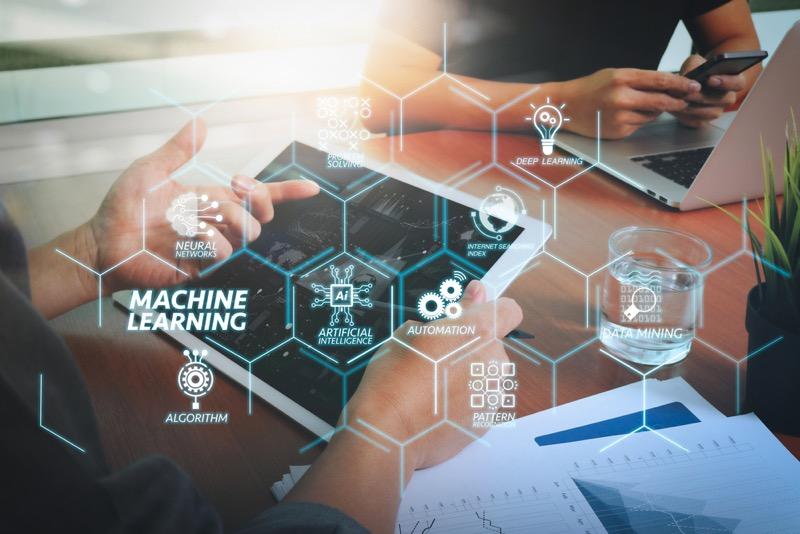Inteligencia Artificial para la vida diaria: 8 conceptos para entenderla - machine-learning-inteligencia-artificial