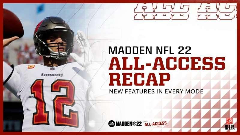 ¡Conoce las nuevas características de Madden NFL 22 y juégalo con EA Play! - madden-nfl-22-gaming