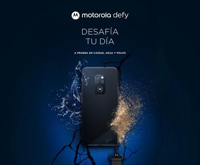 Motorola Defy, un smartphone resistente sin comprometer prestaciones llega a México - motorola-defy-caracteristicas