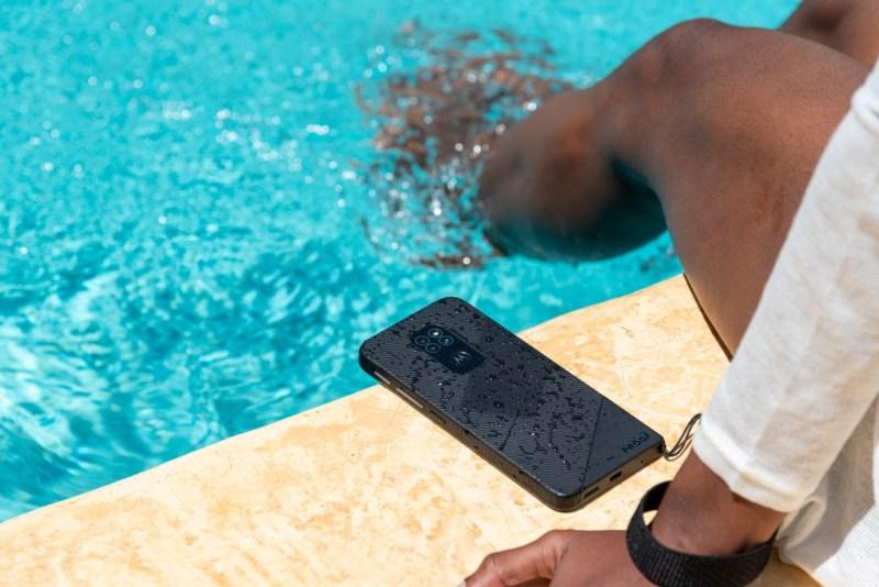 Motorola Defy, un smartphone resistente sin comprometer prestaciones llega a México - motorola-defy-precio